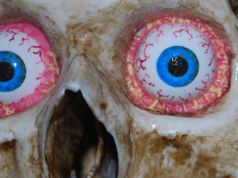 The Gravedigger's Eyes