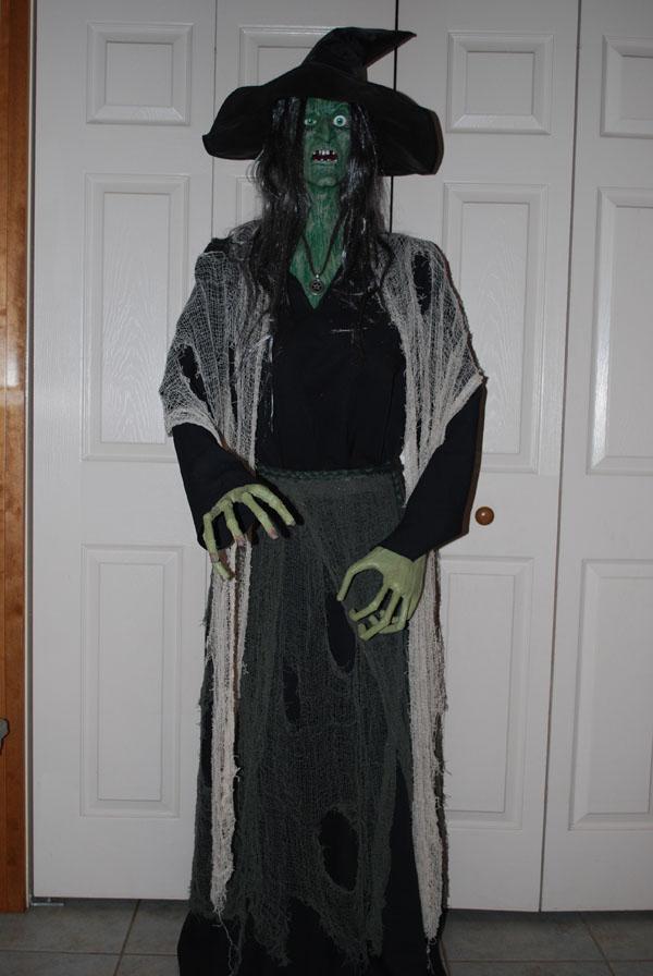 Halloween Scarecrow Prop